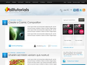 AllTuts WP template