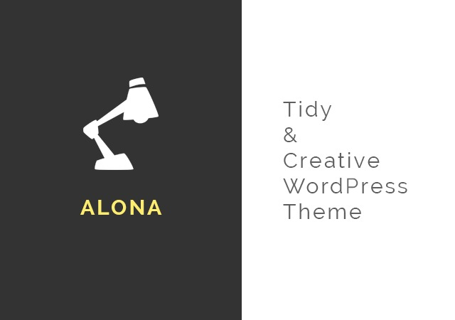 Alona template WordPress