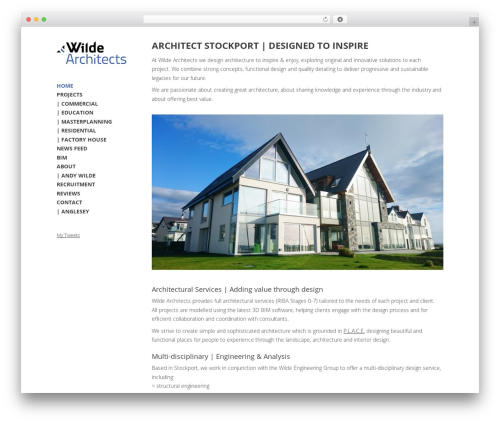 Free WordPress WP Customer Reviews plugin - wildearchitects.uk