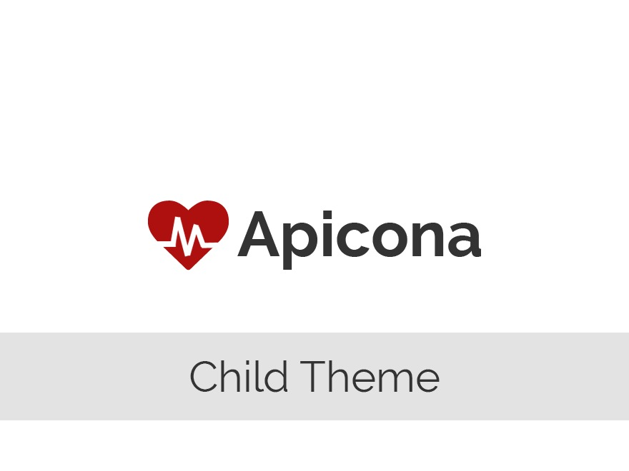 Apicona Child WP template
