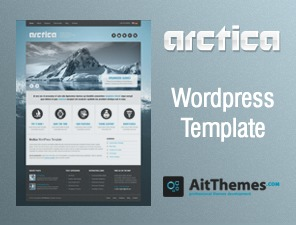 Arctica premium WordPress theme