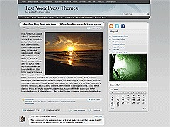 Arjuna X best WordPress theme