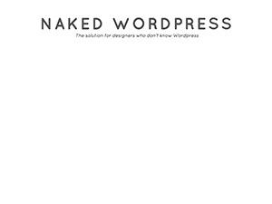Avalon WordPress website template