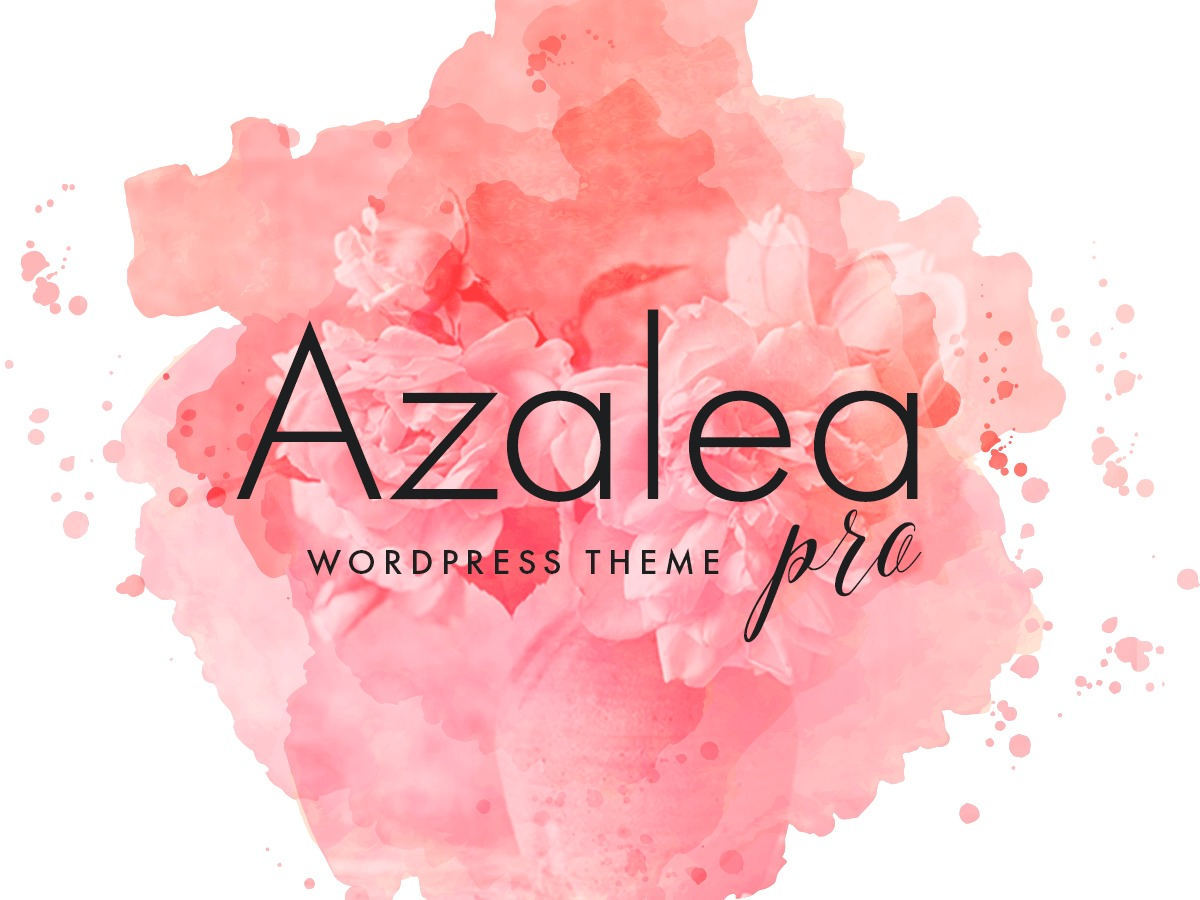 Azalea Pro WordPress ecommerce theme