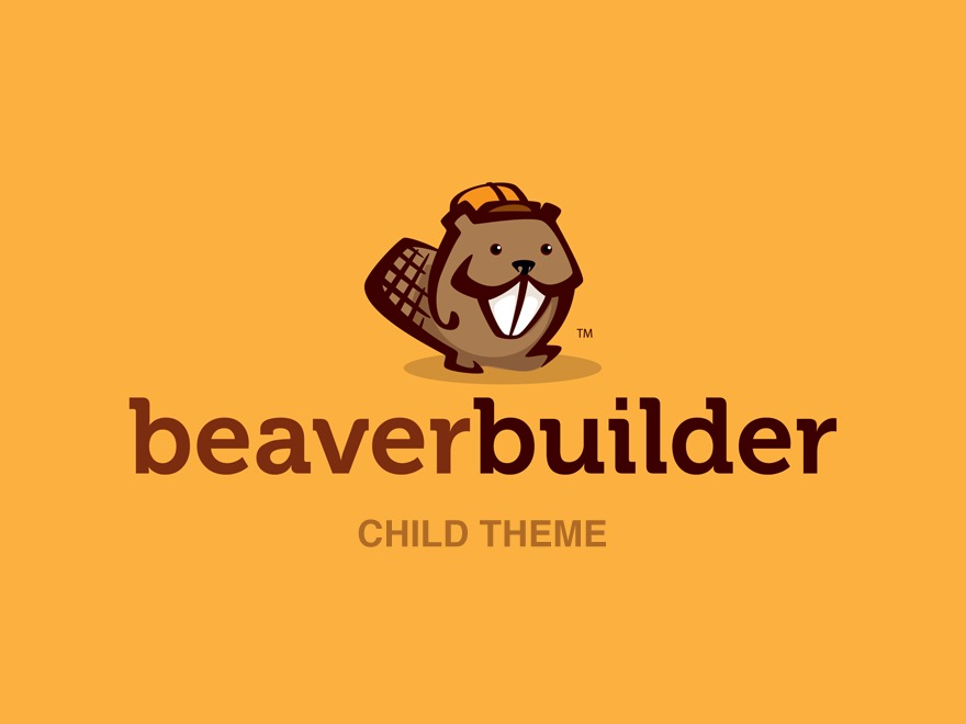 Beaver Builder Child Theme theme WordPress