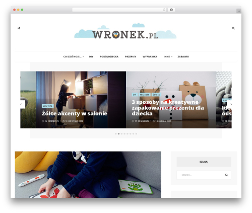 Free WordPress Meks Easy Ads Widget plugin - wronek.pl