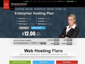 Best WordPress template Easy Flow