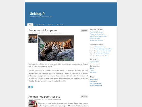Best WordPress template K2