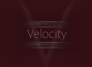 Best WordPress template Velocity