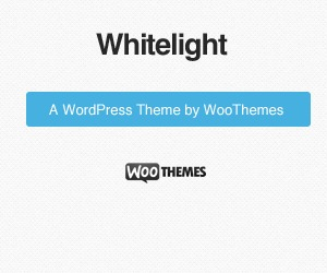Best WordPress template Whitelight