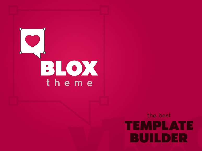 Best WordPress theme Blox Theme