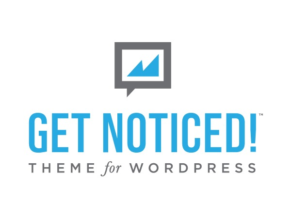 Best WordPress theme Get Noticed!