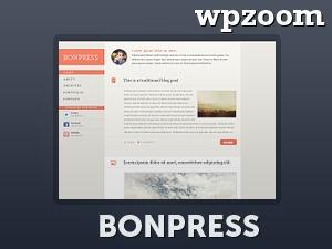 BonPress theme WordPress