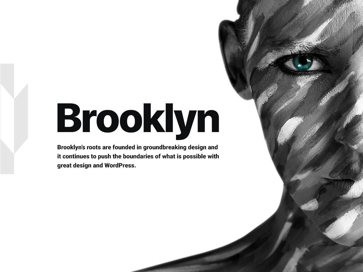 Brooklyn WordPress theme