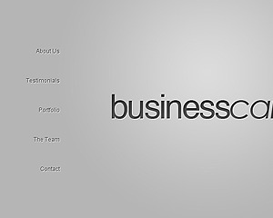 BusinessCard business WordPress theme