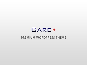Care WP WordPress blog template