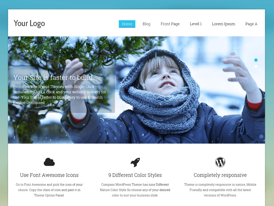 Compass WordPress free download