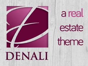 Denali WordPress theme