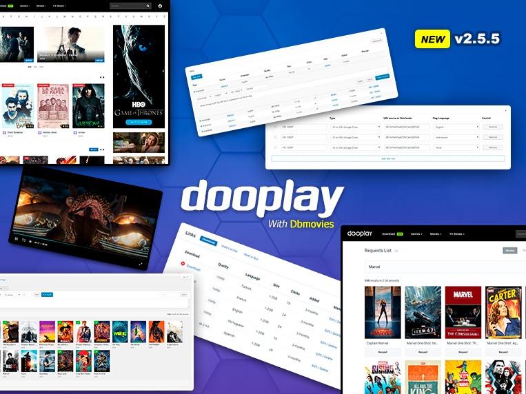 DooPlay WordPress template