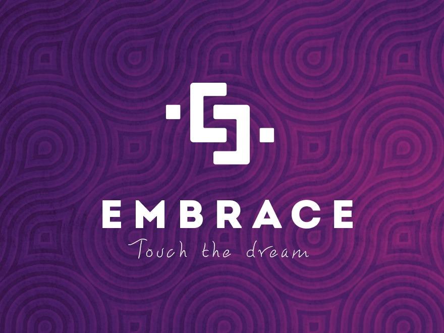 Embrace from Crumina WordPress theme