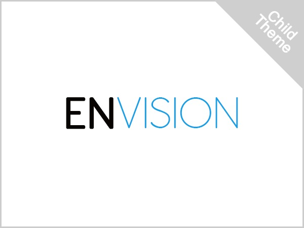 Envision - Child WP template