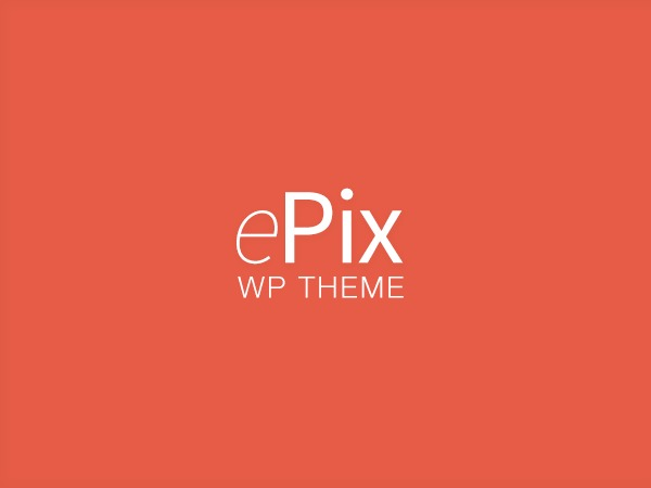ePix premium WordPress theme