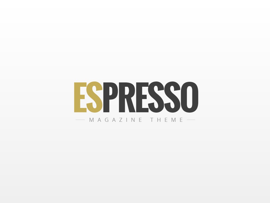 ESPRESSO best WordPress magazine theme