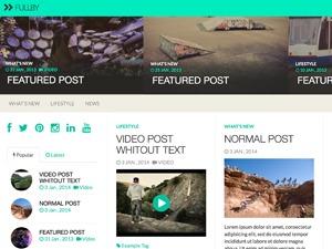FULLBY WordPress theme