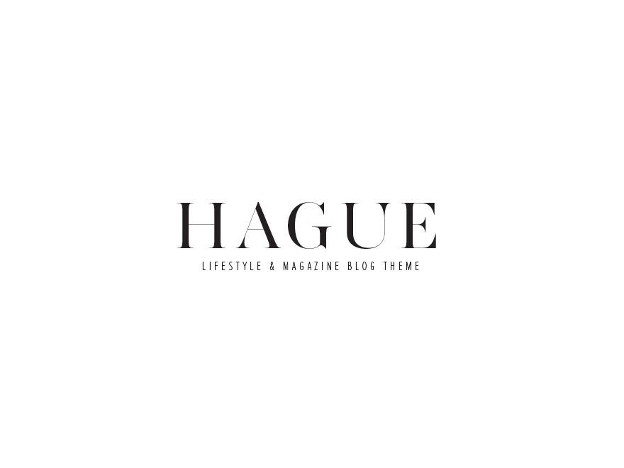Hague newspaper WordPress theme