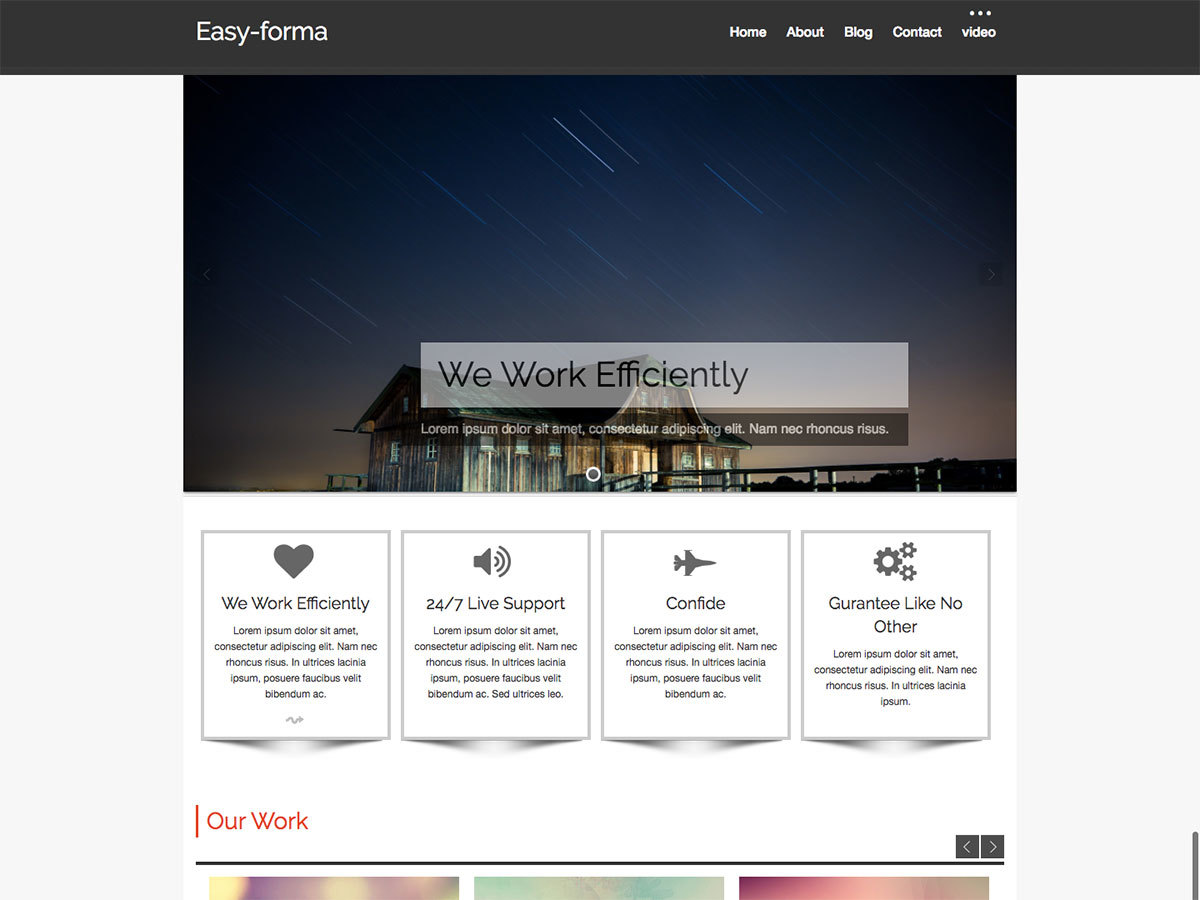 isis WordPress theme download