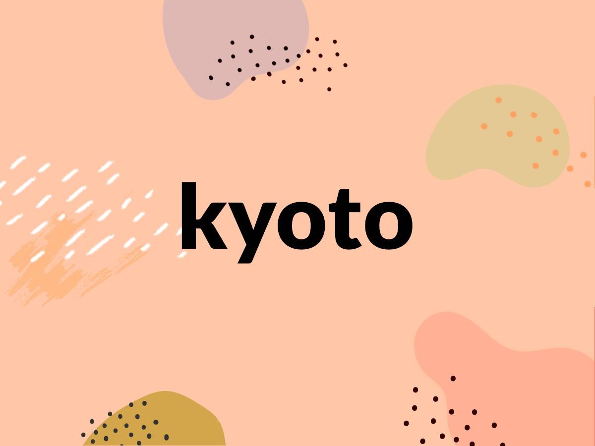 Kyoto fashion WordPress theme
