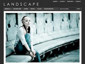 Landscape Child Theme landscaping WordPress theme