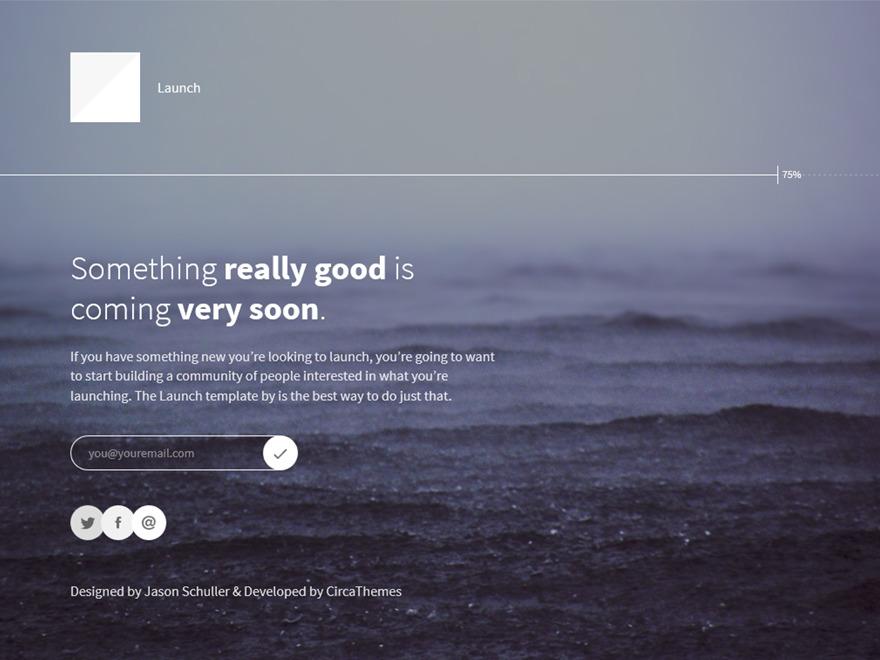 Launch WordPress free download