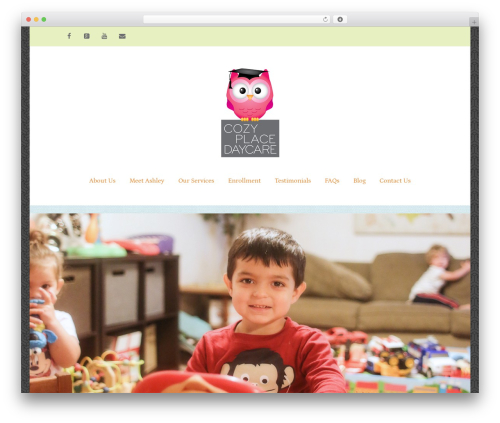 Make WordPress template free - welcome.cozyplacedaycare.com