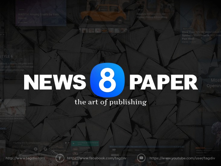 Newspaper | Shared By Themes24x7.com WordPress news template
