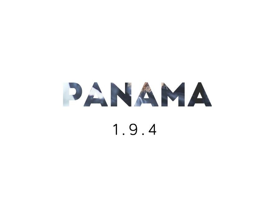 Panama WordPress theme