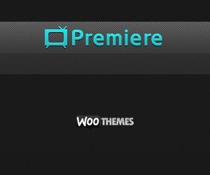 Premiere WordPress theme