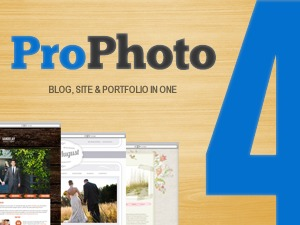 ProPhoto WordPress photo theme