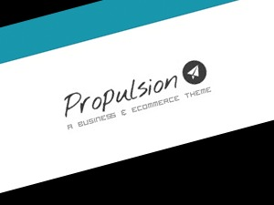 Propulsion newspaper WordPress theme