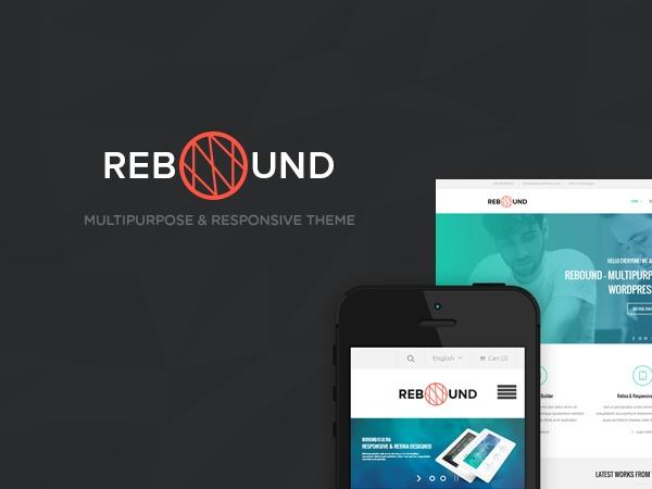 Rebound WP theme