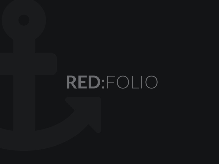 RED:FOLIO WP template