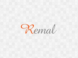 Remal WordPress website template