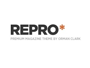 Repro best WordPress magazine theme
