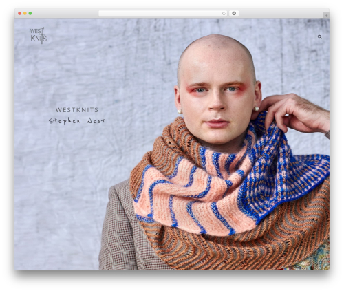 Ronneby WP template - westknits.com