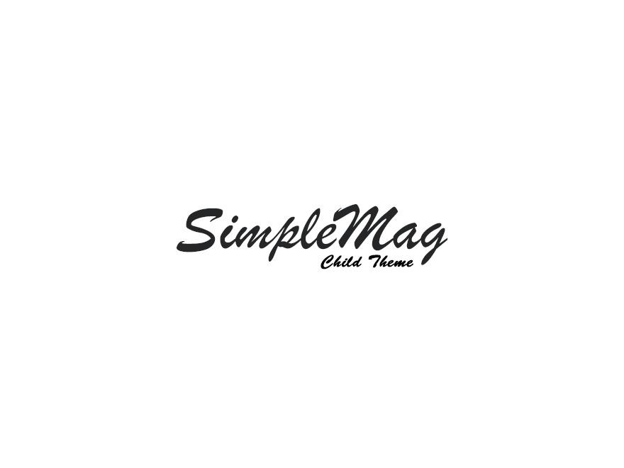 SimpleMag newspaper WordPress theme
