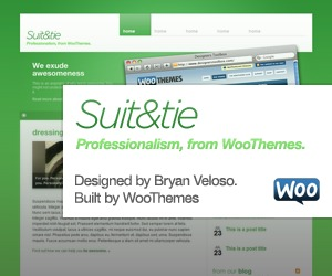 Suit and Tie premium WordPress theme