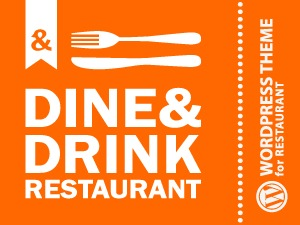 Template WordPress Dine & Drink Child