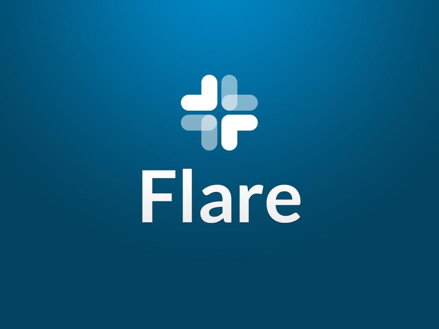 Template WordPress Flare WordPress Theme