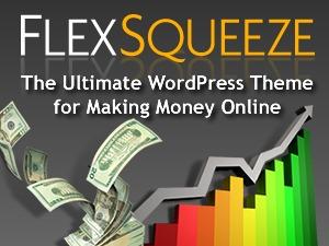 Template WordPress FlexSqueeze