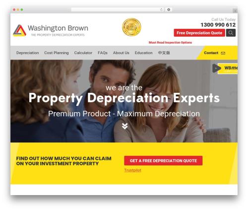 Free WordPress Disqus Comment System plugin - washingtonbrown.com.au